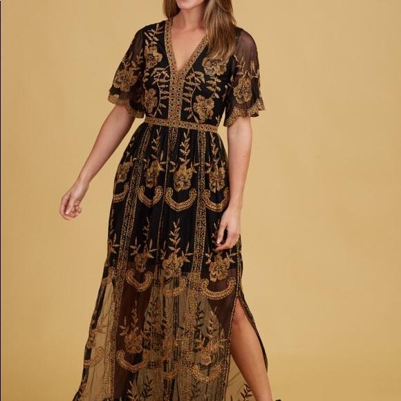 8a9f227c04 Altar d State Dresses   Skirts - Marionette Maxi Dress